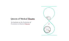 Queens of Musical Theatre