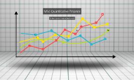 MSc Quantitative Finance_Promo