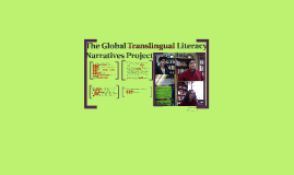Global Translingual Literacy Narratives