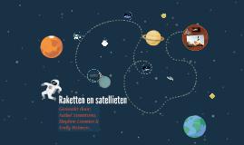 Raketten en satellieten