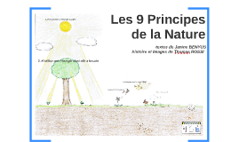 Les 9 Principes de la Nature