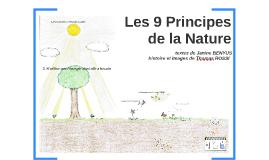 Les 9 Principes de la Nature