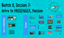 b8s7: PASSENGER Intro, Passion