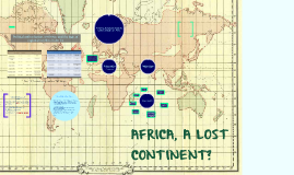 Copy of Africa, a lost continent?