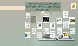 MANUAL SOBRE LA ORGANIZACION DE DOCUMENTOS