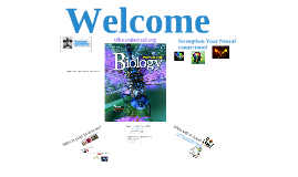 Copy of Biology 9 Welcome