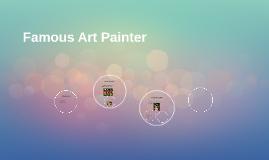 Famous Art Painter