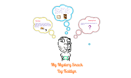 My Mystery Snack!