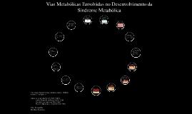 Vias Metabólicas Envolvidas no Desenvolvimento da Síndrome M