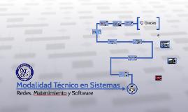 Copy of Modalidad Técnico en Sistemas