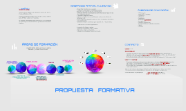 Copy of Propuesta formativa LowPoly