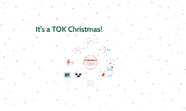 Its a TOK Christmas!