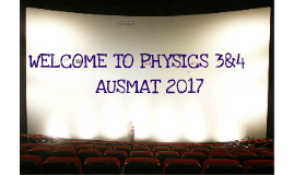 physics ausmat intro