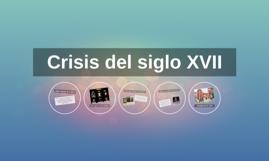 Crisis del siglo XVII