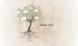 Árbol AVL