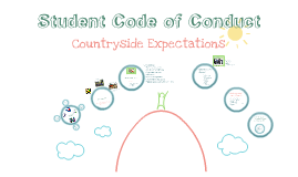 Countryside Student Code of Conduct