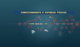 Copy of CONDICIONAMENTO E ESFORÇOS FÍSICOS