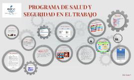 Copy of PROGRAMA DE SALUD Y SEGURIDAD EN EL TRABAJO