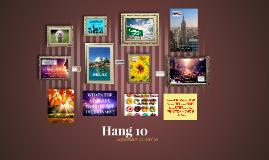 Hang 10