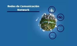 Redes de Comunicacion Network