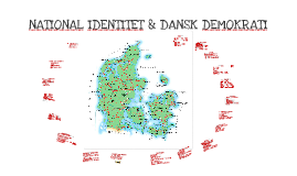 Copy of National identitet og dansk demokrati