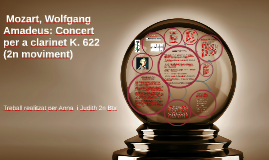 Mozart, Wolfgang Amadeus: Concert per a clarinet K. 622 (2n