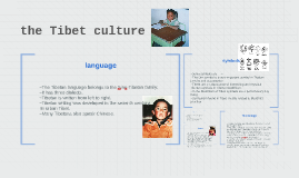 Copy of the Tibet culture