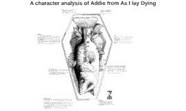 character analysis as i lay dying