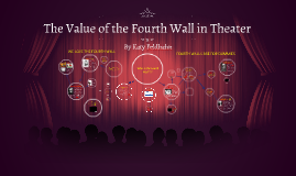 The Value of the Fourth Wall in Theater