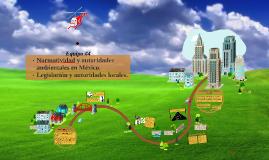 Copy of Normatividad y autoridades ambientales en México.