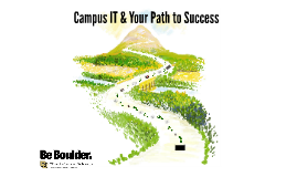 Transfer Students: Campus IT & Your Path to Success