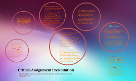 505 Assignment Proposal