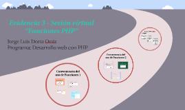 Copy of Ventajas de funciones en PHP