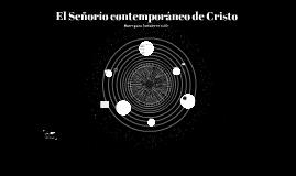 La Señorío contemporáneo de Cristo