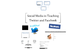 Social Media in Teaching