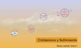 Cristianismo y Sufrimiento