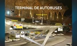 Terminal de Autobuses Actualizado
