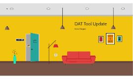DAT Tool Training - West Region
