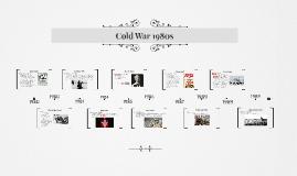Cold War 1980s