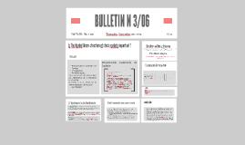 BULLETIN N 3/06