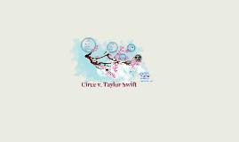 Circe v. Taylor Swift