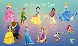 The Fairy Tale Quest 5°
