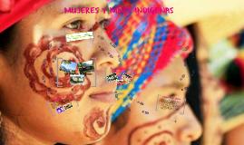 Copy of MUJERES Y NIÑOS INDIGENAS