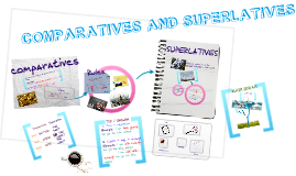 Copy of Copy of COMPARATIVES AND SUPERLATIVES