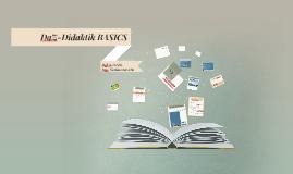 Copy of DaZ-Didaktik BASICS