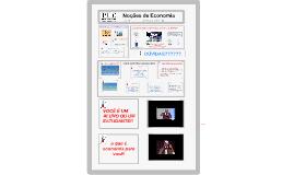 AULA APRESENTAÇÃO NOÇÕES DE ECONOMIA - 2015