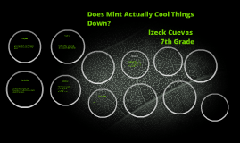 Copy of Does Mint Actually Cool Things Down?