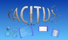 Tacitus-Project Charter