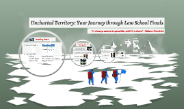 Uncharted Territory: Your Journey Through Law School Finals
