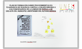 PRESENTACIÓN FORMAL DE TESINA